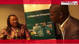 CGECI ACADEMY 2014 : Entretien avec Mme Massogbè TOURE (PDG de SITA SA)