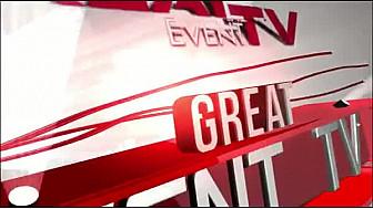 JNTIC 2014 : Le ministre ivoirien des TIC et le Président de l'UNETEL visitent le stand de GREAT EVENT TV