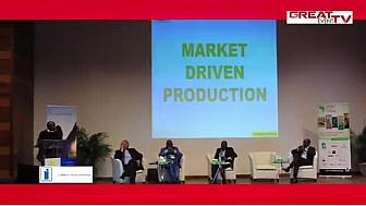 Ouverture de l'Africa Agri Forum 2014
