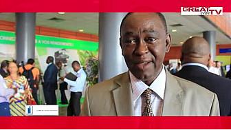 Africa Agri Forum 2014 : Les participants au micro de GREAT EVENT TV