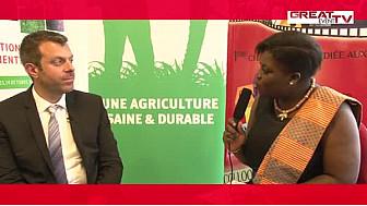 Africa Agri Forum 2014: Entretien avec M. Sébastien COUASNET, DG de ELEPHANT VERT