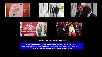 Cérémonie de présentation officielle de la SNE : Réactions des participants
