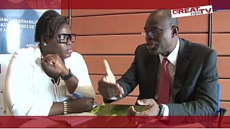 FAI 2014 : Entretien avec le Dr Siélé SILUE, Conseiller du Président de la République ivoirienne, Chargé des transports