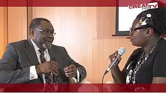 AWF 2014: Entretien avec le Ministre de la Culture et de la Communication du QUEBEC
