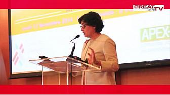 Présentation de la SNE : Discours de Mme Arancha Gonzàlex, Directrice Exécutive de l'ITC