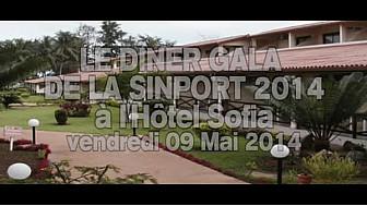 Dîner gala de la SINPORT 2014