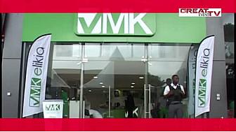 OUVERTURE DU PREMIER VMK STORE EN AFRIQUE DE L'OUEST