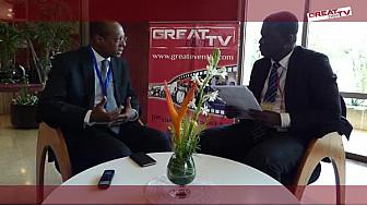 GIABA: Entretien avec M. Idrissa TOURE, Président de la CENTIF-CI