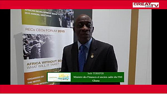 50è Assemblées Générales de la BAD : Propos des ministres africains