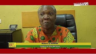 LA PARTICULARITÉ DE L'AFRICA WEB FESTIVAL 2015