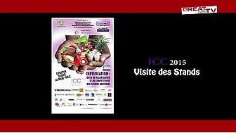 ICC 2015: Rencontre des exposants