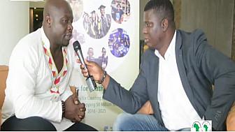 Entretien avec M. Mamadou Kwidjim TOURE, fondateur de la Fondation 'Africa 2.0'