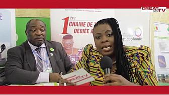 COP21 PARIS: Entretien avec M. Jean-Pierre NDOUTOUM, Dir. de l'Institut de la Francophonie pour le Développement Durable