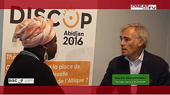 DISCOP Africa 2016 d'Abidjan: Entretien avec Patrick Zuchowicki, fondateur des Marchés DISCOP