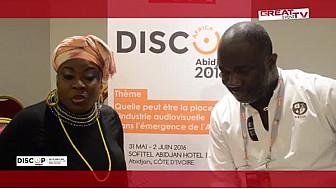DISCOP Africa 2016: Entretien avec Joseph ANDJOU, Responsable éditorial des productions de RTI1