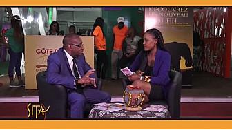 SITA 2017: Entretien avec M. Jean-Marie SOMET, DG de Côte d'Ivoire Tourisme
