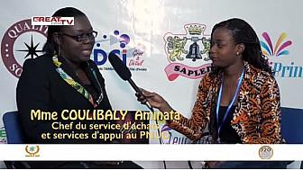 Entretien avec Mme Coulibaly, Chief Procurement Officer au PNUD