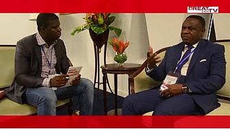Entretien avec M. Rigobert MABOUNDOU, Ministre de l'Agriculture et de l'Elevage de la RDC