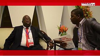 Entretien avec M. Mathieu MBOUMBA NZIENUI, Ministre d'Etat gabonais