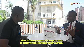 Entretien avec M. Bako Ambianda, PDG de ATIGS Group