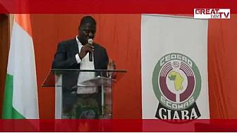 GIABA/Panel 1: 10è édition de la «Journée Porte Ouverte au profit des Jeunes»