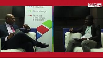 Entretien avec Erik NYINDU, Directeur de l'Information de VOX AFRICA TV