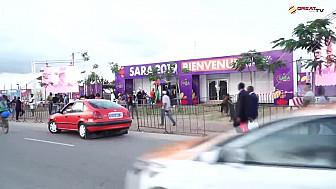 SARA 2019 : OUVERTURE OFFICIELLE
