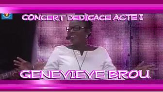 Généviève Brou en Concert