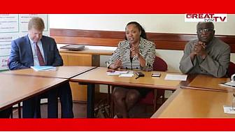 CHAMBRE DE COMMERCE AMERICAINE: CONFERENCE DE PRESSE A LA CCI-CÔTE D'IVOIRE A ABIDJAN