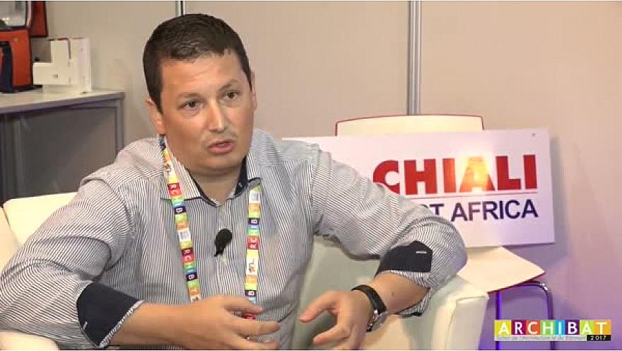 ARCHIBAT 2017: Entretien avec le Président du groupe CHIALI